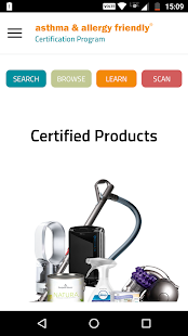 Certified Products- screenshot thumbnail