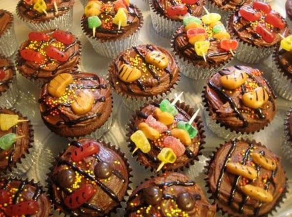 Bbq Grill Cupcakes Recipe