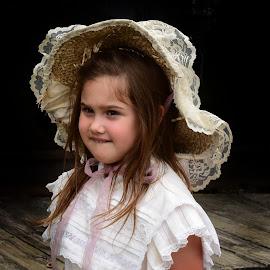 Allie  by Lorraine D.  Heaney - Babies & Children Child Portraits