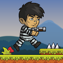 ThiefBoy Run 2020: Jumper Runner & Shoot Adventure icon