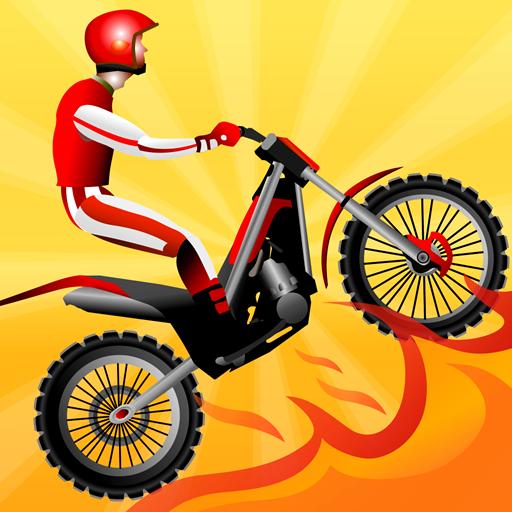 Moto Race Pro -- physics motorcycle racing game (game)