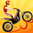 Moto Race Pro -- physics motorcycle racing game Icône