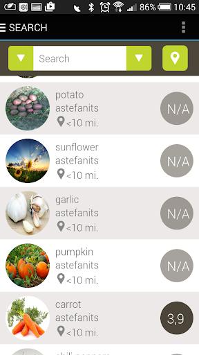 SeedTrader - Magcsere