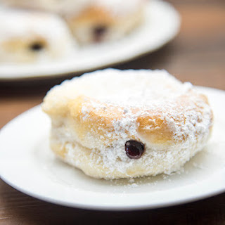 Easy Jelly Filled Donuts.