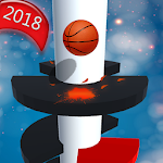 Helix Extreme Jump 2018 - Jumping Bounce Ball Game 1.0.3