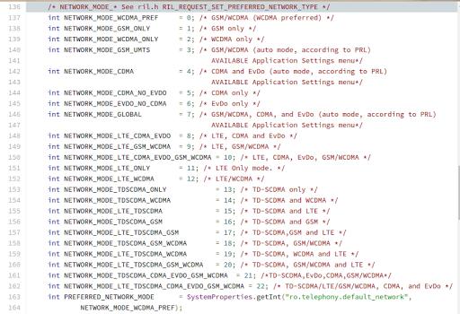 [Root] Change Mobile Network 1.0 screenshots 2