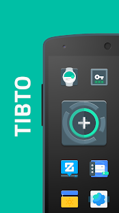 Tibto Iconpack Screenshot