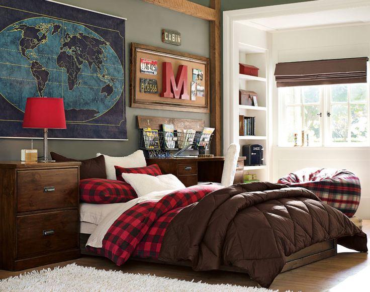 Pokój dla nastolatka, jak powinien wyglądać?