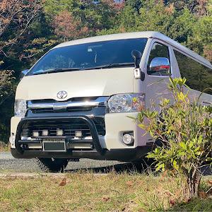 ハイエース GDH211K ワイドスーパーGL50周年アニバーサリーのカスタム事例画像 Daisuke H さんの2020年11月09日19:32の投稿