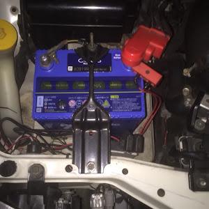 シルビア S15 S15 specRのバッテリーのカスタム事例画像 ぐっち〜さんの2017年11月24日20:39の投稿
