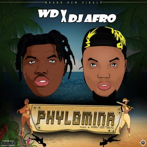 Cover Art for song DJ AFRO X WD