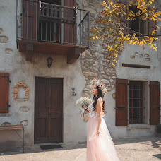 Wedding photographer Anastasiya Lapickaya (anastalia). Photo of 21.05.2018