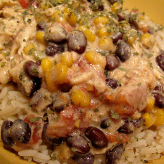 Crock Pot Cream Cheese Chicken Chile