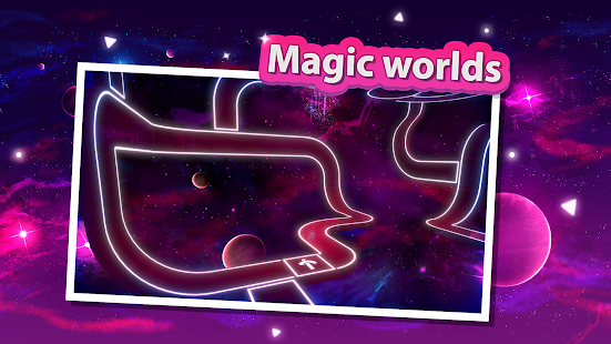 Gravity Quest - Magic Maze Screenshot