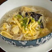 Wonton Soup Noodle (Pork)