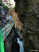 Photo: Breitachklamm.