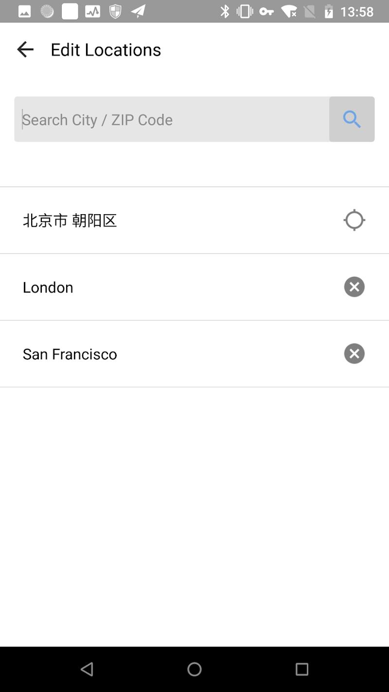 Скриншот AQI-Global Air Quality Checker