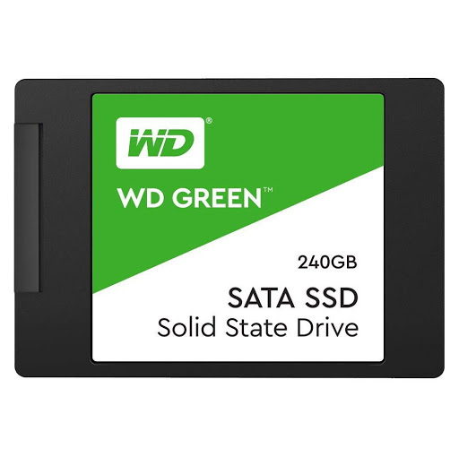 Ổ cứng SSD WD Green 240GB (WDS240G2G0A)