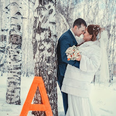 Wedding photographer Lyudmila Koroleva (Lissia). Photo of 18.02.2013