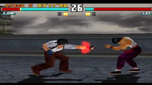 PS Tekken 3 Mobile Fight Game Tips screenshots 1