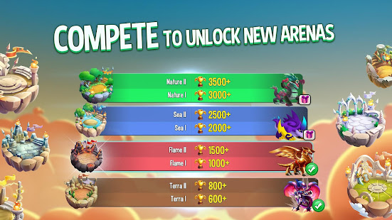 Dragon City 10.0 Mod a lot of money - 10 - images: Store4app.co: All Apps Download For Android