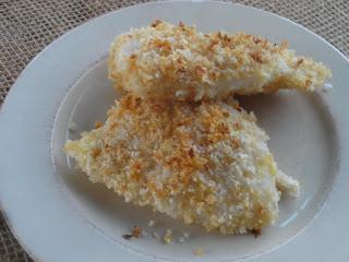 Crunchy French Fried Onion Fish Filets Recipe