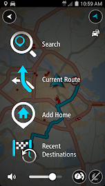 TomTom GPS Navigation Traffic Screenshot 7