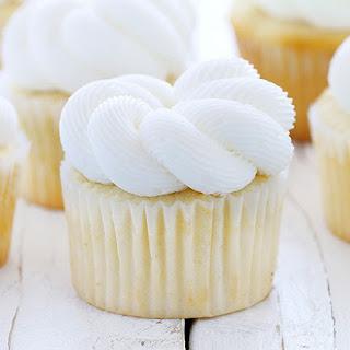 Elegant White Cupcakes Recipe