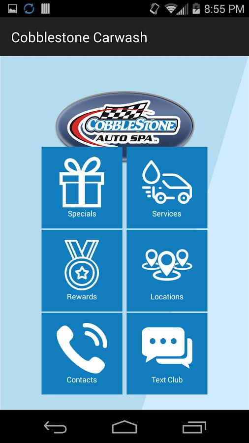 Cobblestone Car Wash : Cobblestone carwash android apps on google play