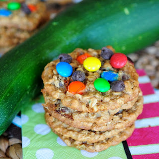 Zucchini Monster Cookies