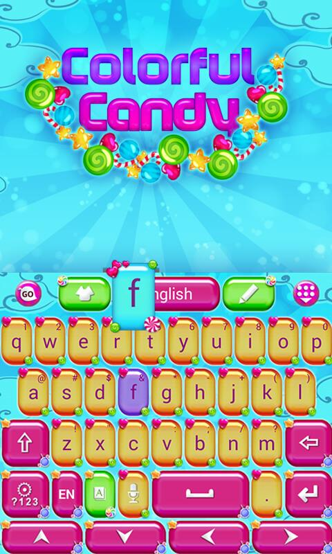 Colorful-Candy-Keyboard-Theme 9