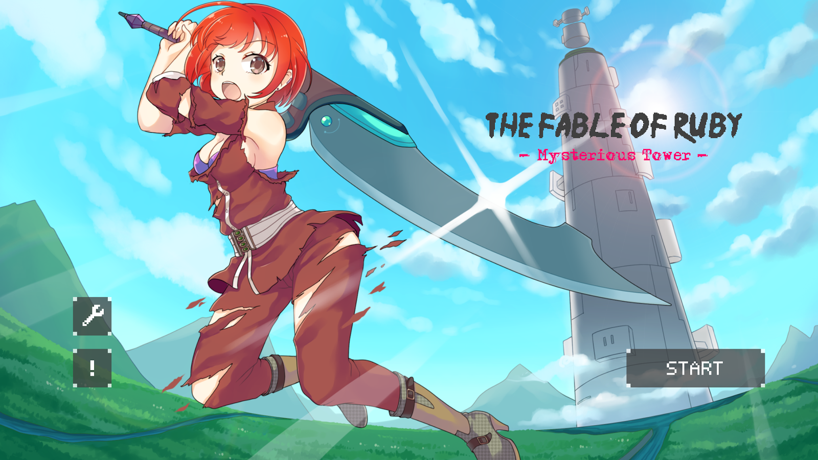The Fable of Ruby- screenshot