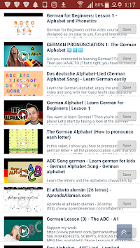 Download Learn German by YujinJung APK latest version app
