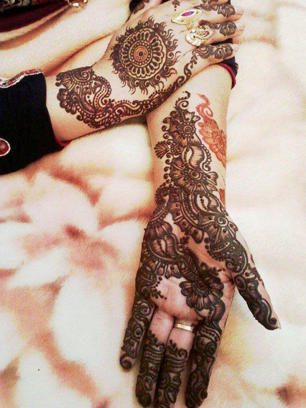 Mehndi App For Android Mobile : Bridal mehndi designs android apps on google play