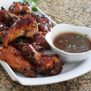 Cajun Garlic Chicken Wings Recipes
