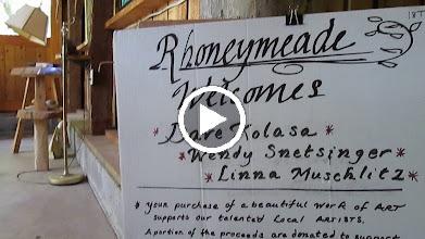 Video: Dave Kolasa, Linna Muschlitz, Wendy Snetsinger at Rhoneymeade