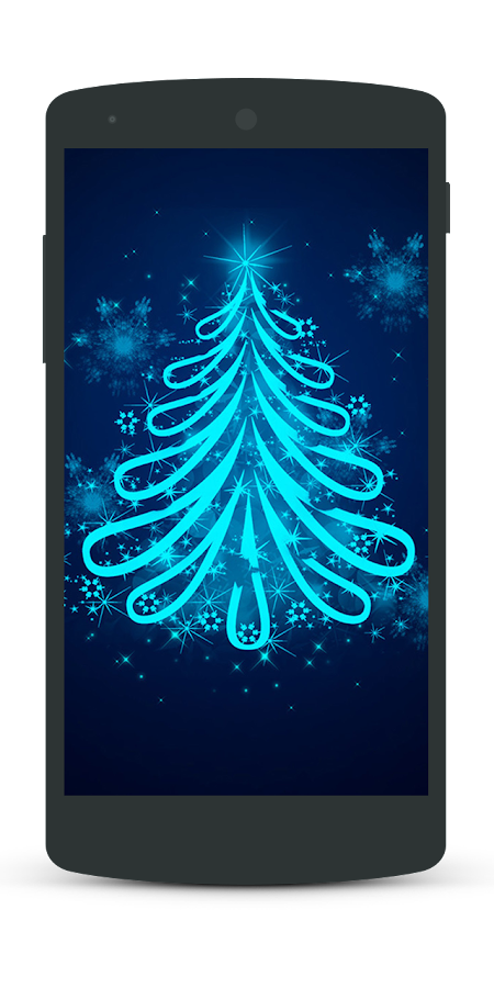 Christmas wallpapers hd android apps on google play - Galaxy christmas wallpaper ...