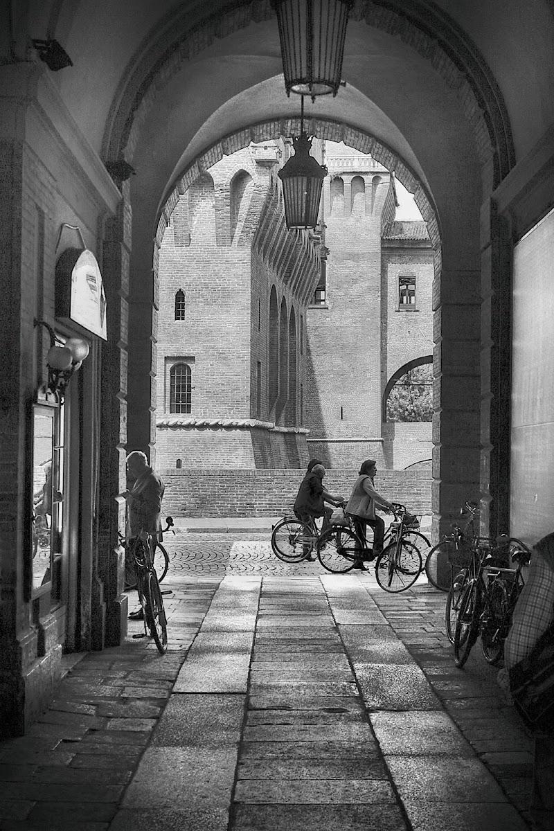 Biciclette di Fotodiale