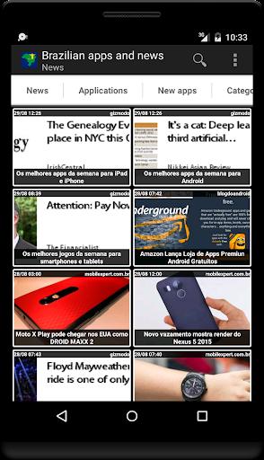 Brazilian apps and tech news