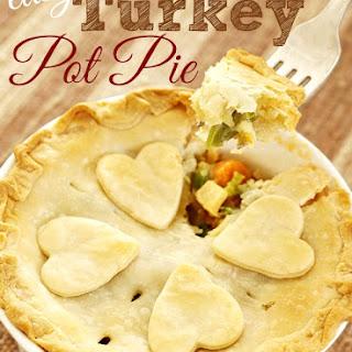 Easy Turkey Pot Pie With Pie Crust Recipes