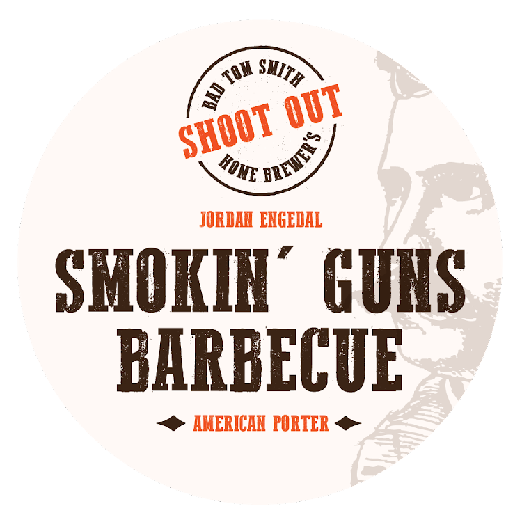 Logo of Smokin' Guns - Barbecue
