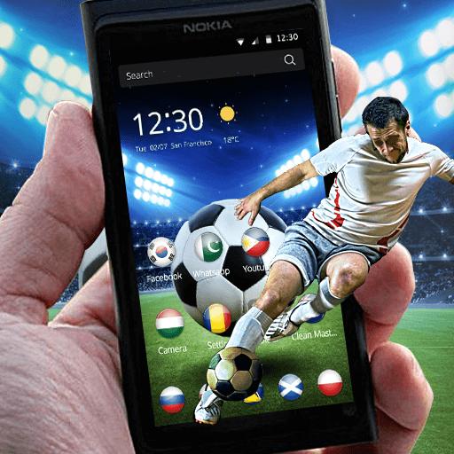 2016世界杯足球主题世界杯國旗圖標綠茵場壁紙男人热血主題 運動 App LOGO-硬是要APP
