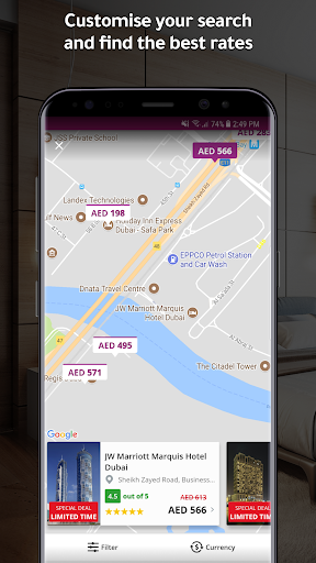 Almosafer: Flights, Hotels and Holidays 4.7.0 screenshots 2