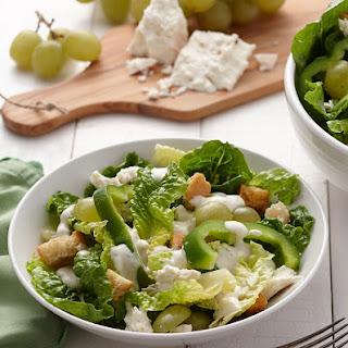 Cucumber Ranch & Feta Salad.