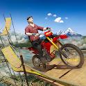 Stuntman Bike Racing Trail Tricky Master icon
