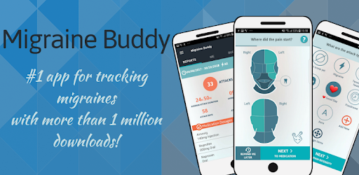 Migraine Buddy - The Migraine and Headache tracker - Apps on