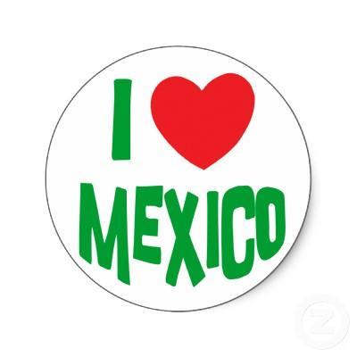 I Love México