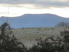Photo: Big Frog Mtn from Ali's place