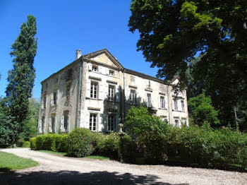 château à Puycelci (81)