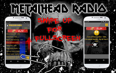Dating app for metalheads